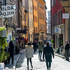 Gamla Stan, Old Town - Stockholm