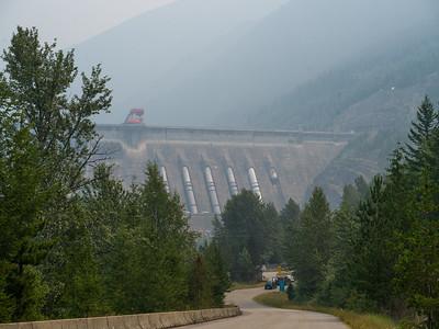 Revelstoke Dam