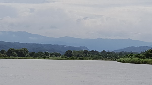 Scenic Tarcoles River
