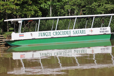 Jungle Crocodile Safari, Tarcoles