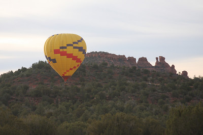 Sedona - Hot Air Balloon