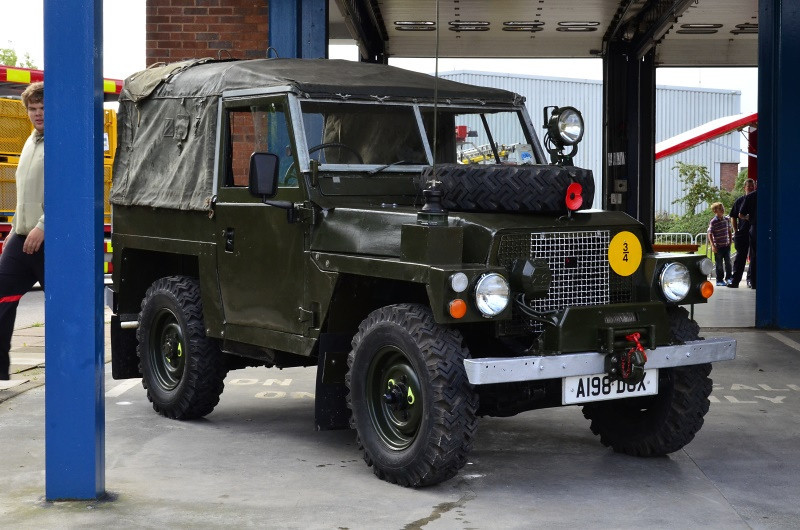 Keith`s Lightweight FFR Land Rover.