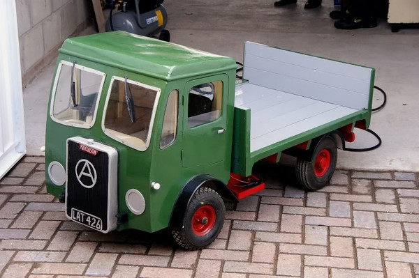 MODEL BASED ON AN ATKINSON FLATBED