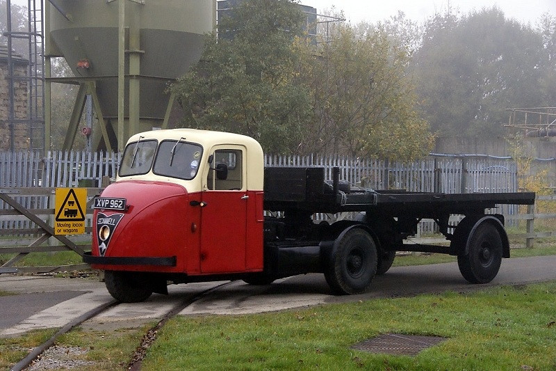 SCAMMELL SCARAB