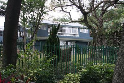 President's living quarter