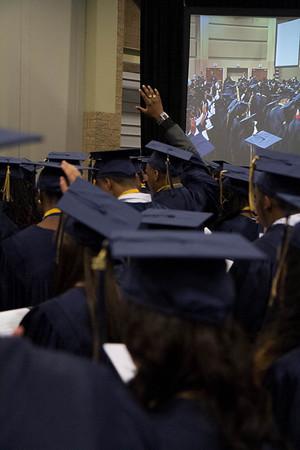 Bloom Trail Graduation 2014