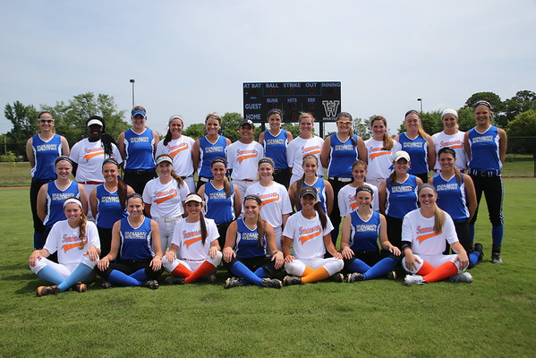2015 TSCA TN vs KY - Team Photos - 24-Jun-2015 @ South Warren High School, KY