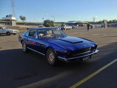 Aston Martin 100 for 100