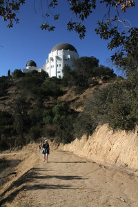 Mum, it is at least 35 degrees C, are you making us walk up this hill just because there is an observatory at the top?