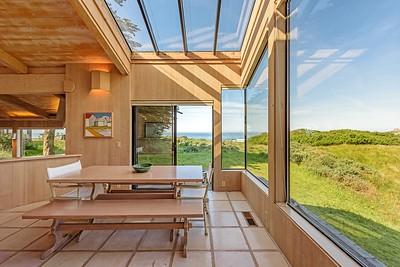 Dining Room with Panoramic Views