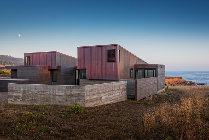 Rising Moon & Burkhart-Hudson House