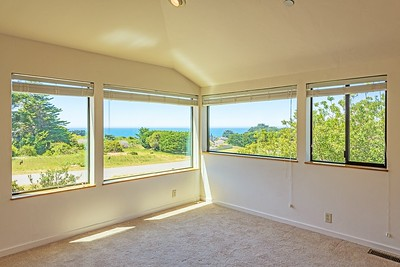 Second Floor Master Bedroom with Ocean Views