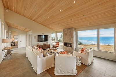 Panoramic Ocean Views