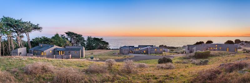 Waters Edge Panoramic View
