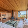 Living Room with White Water Views of Shell Beach