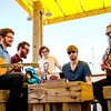 Moon Taxi 2013 Eat and Greet Live onair performance