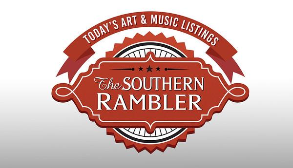 The  Southern Rambler Logo