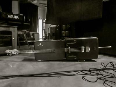 suitcase bass studio