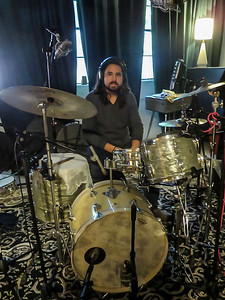 greg drums studio