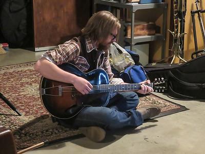 ross guitar 2 studio