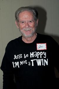 We are happy Jim. Photo by Bob Burns