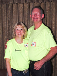 Joan & Dan Photo by Bob Burns