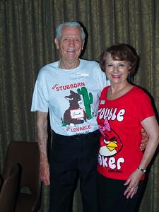Frank & Ann Photo by Bob Burns