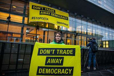 Acción CETA Luxemburgo