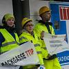 Greenpeace bloquea las negociaciones del TTIP