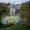 El Palacio de Cristal del Retiro, testigo del hundimiento del TTIP