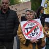 Protestan en Madrid contra los acuerdos del TTIP y el CEPTA