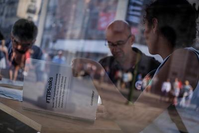 Salas de lectura TTIP