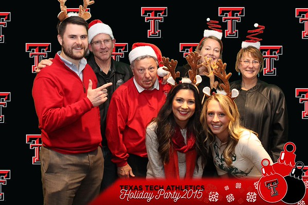 TTU Athletic Holiday Party