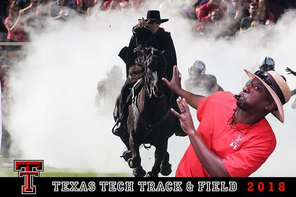 TTU Track 2018