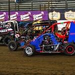 dirt track racing image - HFP_5705