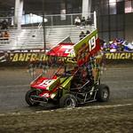 dirt track racing image - HFP_1193