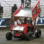 dirt track racing image - HFP_6091