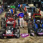 dirt track racing image - HFP_9151
