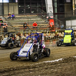 dirt track racing image - HFP_8004
