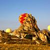 Cappadocia, Early morning balloon flight