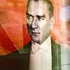 ANKARA, Ataturk Mausauleum - Picture of Kemal Ataturk