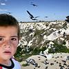 Cappadocia, Uchisar, Pigeon Valley