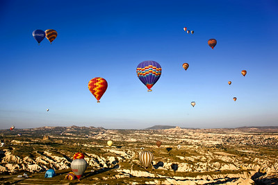 TURKEY - Cappadocia, Cilicia, Commagene