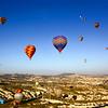 Balloon early morning flight - Cappadocia
