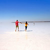 Tuz Gölü (meaning Salt Lake) is the second largest lake in Turkey with its 1,665 km2  surface area and one of the largest hyper-saline lakes in the world. For most of the year, it is very shallow. The lake produces 63% of the salt consumed in Turkey.