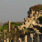 L'Agora Administrative, l'Odéon et le Prytanée forment le quartier administratif de la ville.