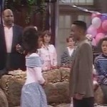 Fresh Prince of Bel-Air: Little T Sings Happy Birthday to Ashley
