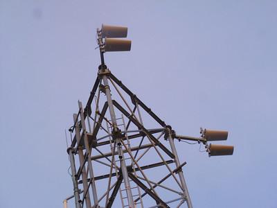 Eureka & Ely, Nevada TV towers