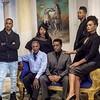 Demetria McKinney, Paula Jai Parker, Lawrence Hilton Jacobs, Brad James, Sy Richardson and Art Evans<br /> A House Divided<br /> Season 1