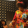 Katlyn Nichol as Simone Clarke and Demetria McKinney as June Pointer<br /> American Soul